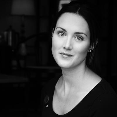 Hudterapeut Caroline Magnusson